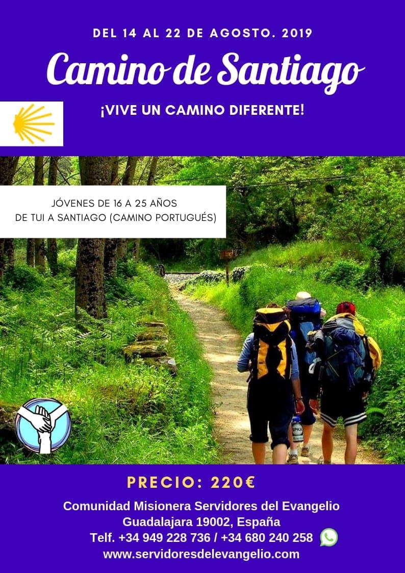 Camino de Santiago verano 2019