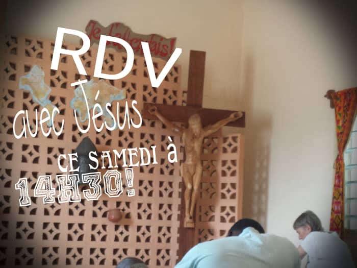 Rendez-vous avec Jésus