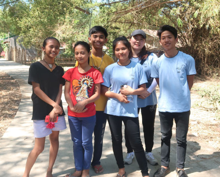 Mission in the Philippines 2019