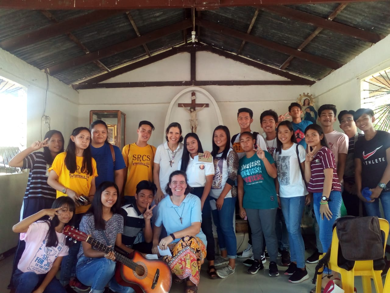 The joy of being a missionary