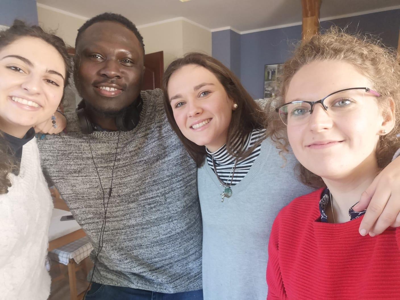Serdeczność, radość, pokój, braterstwo – świadectwo Magdy