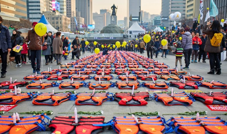 Trois crises importantes qui ont marqué ce temps en Corée du Sud