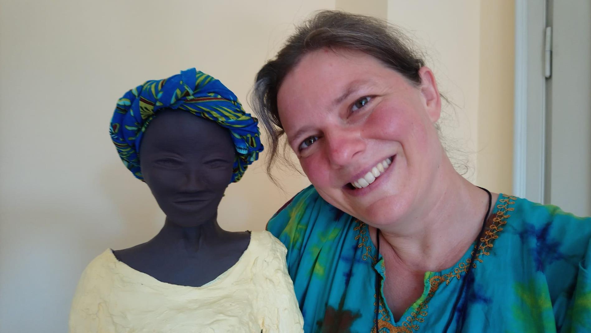 Nagroda życia: być misjonarką w Afryce!