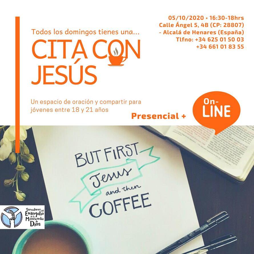 CITA CON JESÚS