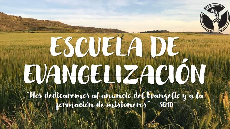 ESCUELA DE EVANGELIZACIÓN (Guadalajara)