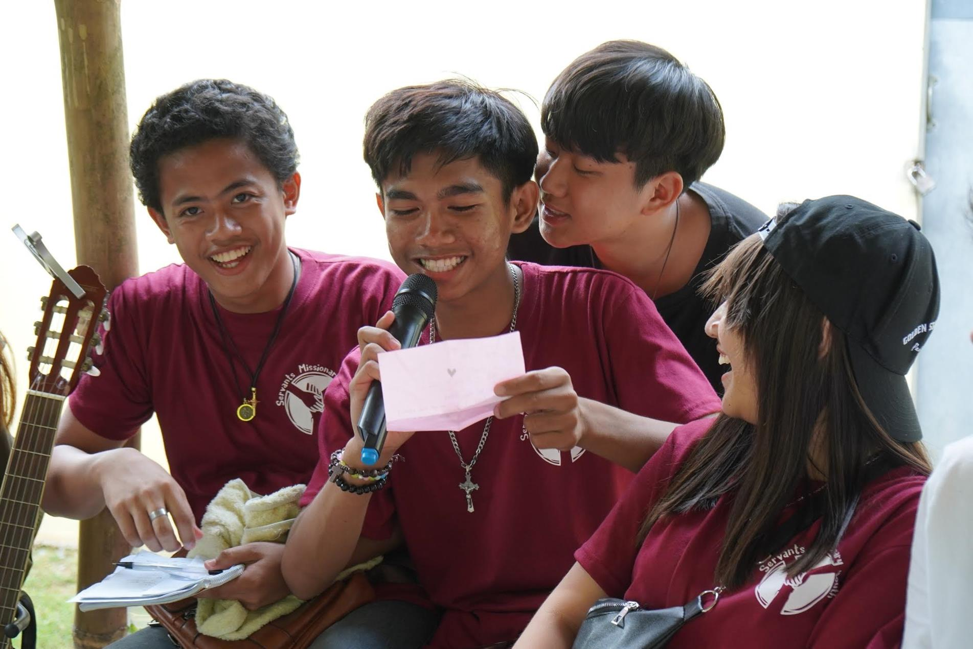 misión asiática