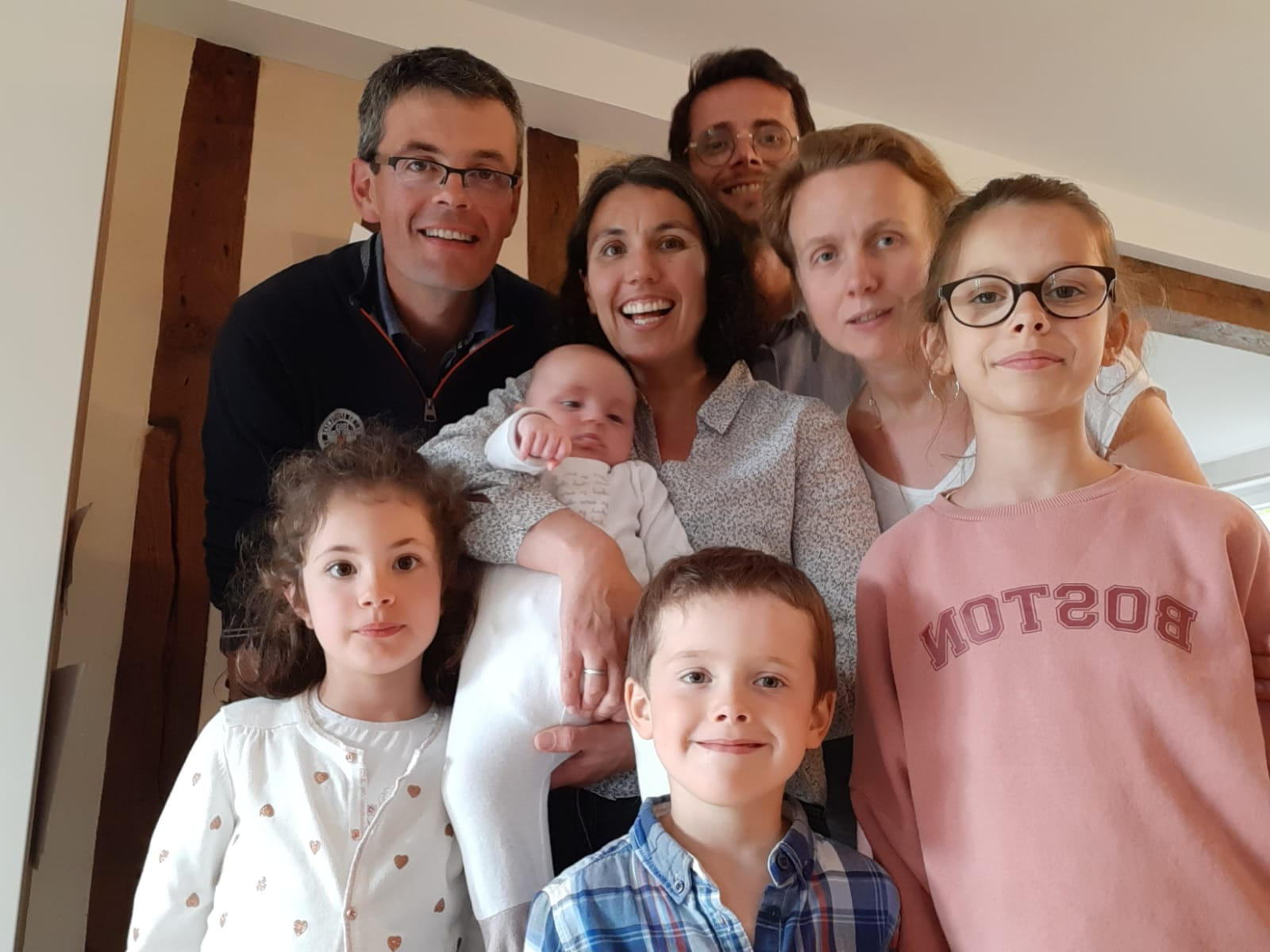 The importance of evangelising as a family!