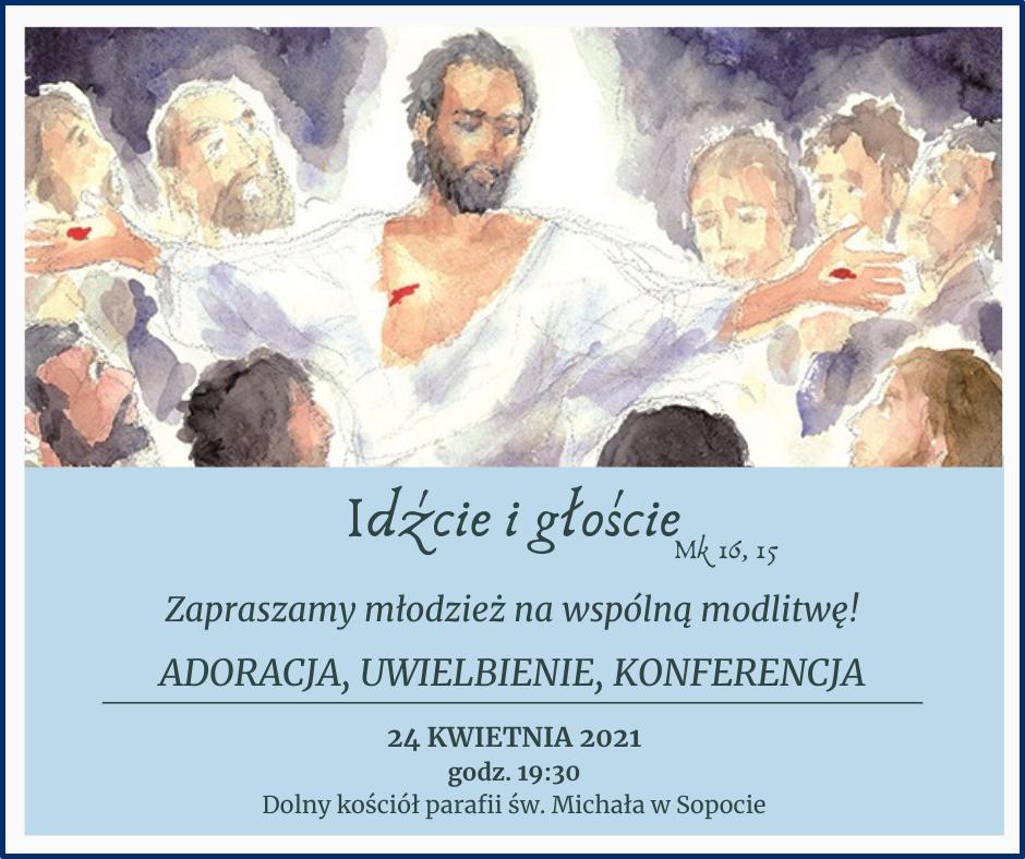 Uwielbienie – 24.04.2021