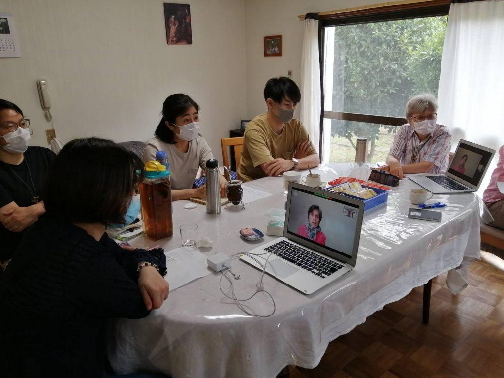 Encuentro de jóvenes en Tokio en torno a la Fratelli tutti