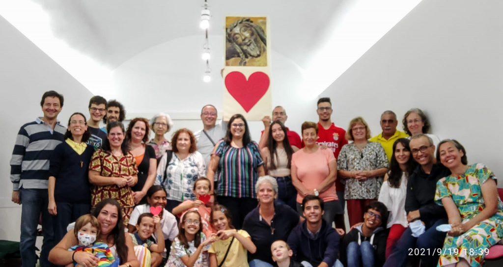 Familias misioneras en Portugal
